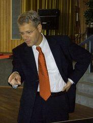 Norbert Röttgen, visit at the CJD Christophoru...
