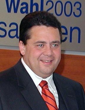 Sigmar Gabriel (SPD), former Minister presiden...