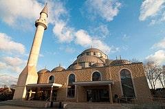 Merkez-Moschee in Duisburg-Marxloh.Image by arne.list via Flickr