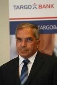 Rainer Morawietz, Geschäftsführer der Targobank
