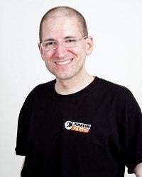 Ulrich Scharfenort, Foto Piratenpartei