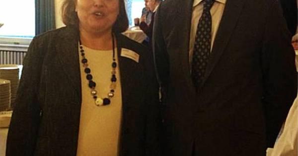 Vasilka Bettzieche, Stimme der Migranten e.V. - László Andor, EU-Kommissar für Beschäftigung, Soziales und Integration