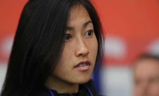 Danica Wu - Foto Thomas Rodenbücher