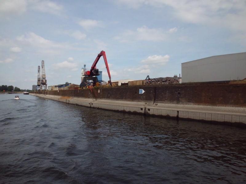 Ruhrorter Hafen 3 - (c) Reinhard Matern