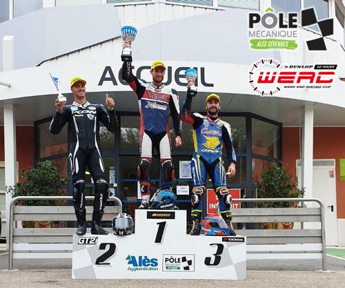 CR ROADSTER CUP 2020 au Circuit d'Alès avec Sébastien Picot