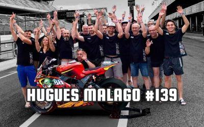 CR 24H de Barcelone 2021 avec Hugues Malago #139