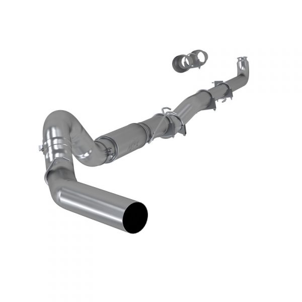 mbrp 5 performance series downpipe back exhaust system s60200p