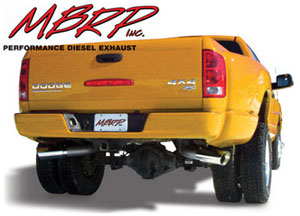 mbrp 4 dual xp series turbo back exhaust system s6102409