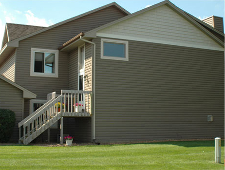 Xtreme Exteriors HOA new siding roofing gutters major home exteriors project