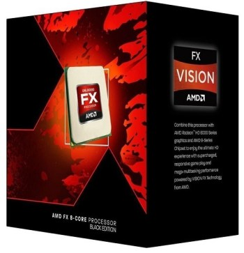 AMD Octa-core FX-9590