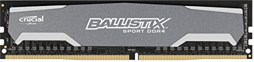 Crucial Ballistix Sport 8GB Single DDR4 2400