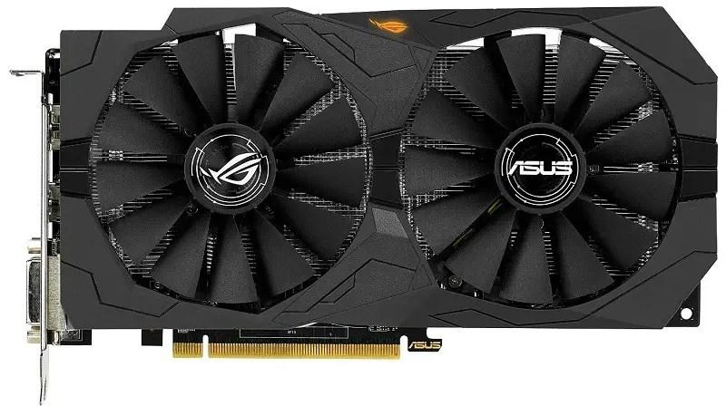 ASUS ROG STRIX Radeon Rx 470 4GB OC