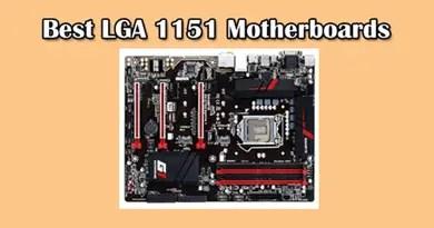 LGA 1151 motherboards