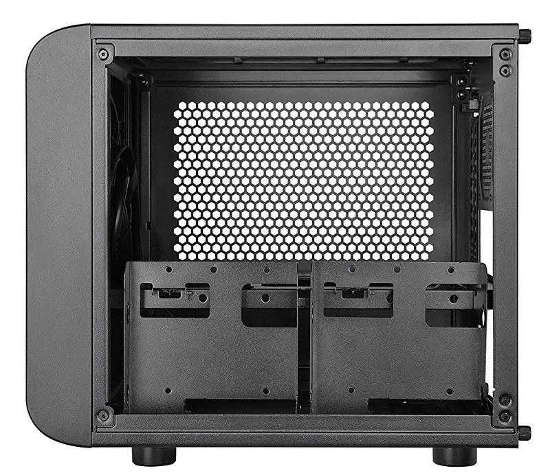Thermaltake CORE V1 Black Edition Mini-ITX case 4