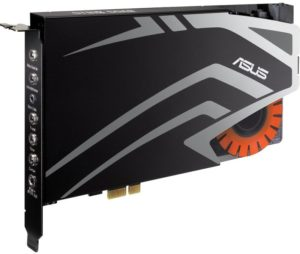 Asus STRIX SOAR 7.1 PCIE GAMING SOUND CARD