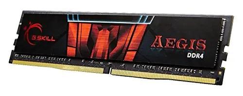 G.SKILL Aegis8GB DDR4