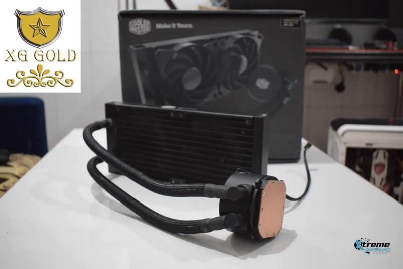 Cooler Master ML 240 award