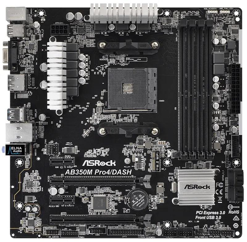 AB350M Pro4 DASH
