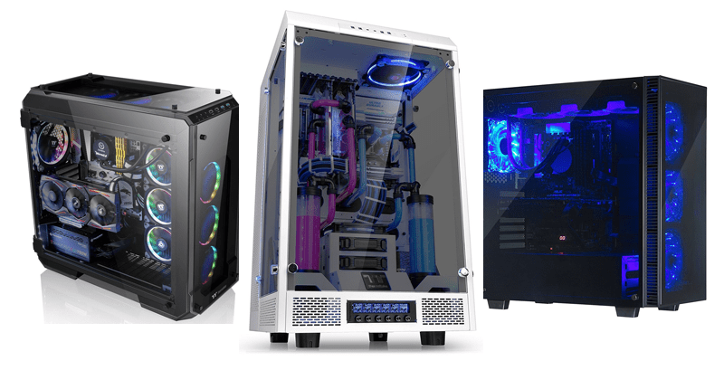 latest pc cases