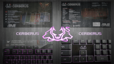 Asus Cerberus MKII Featured
