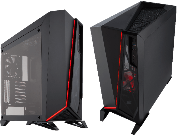 Corsair Carbide OMEGA exterior