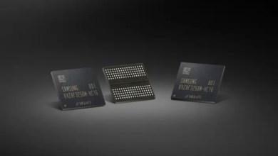 GDDR6 memory by Samsung