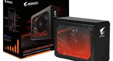 Gigabyte AORUS Gaming Box featured
