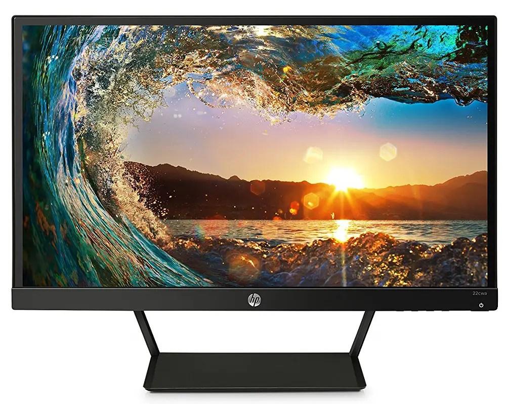 HP Pavilion 21.5-Inch IPS monitor