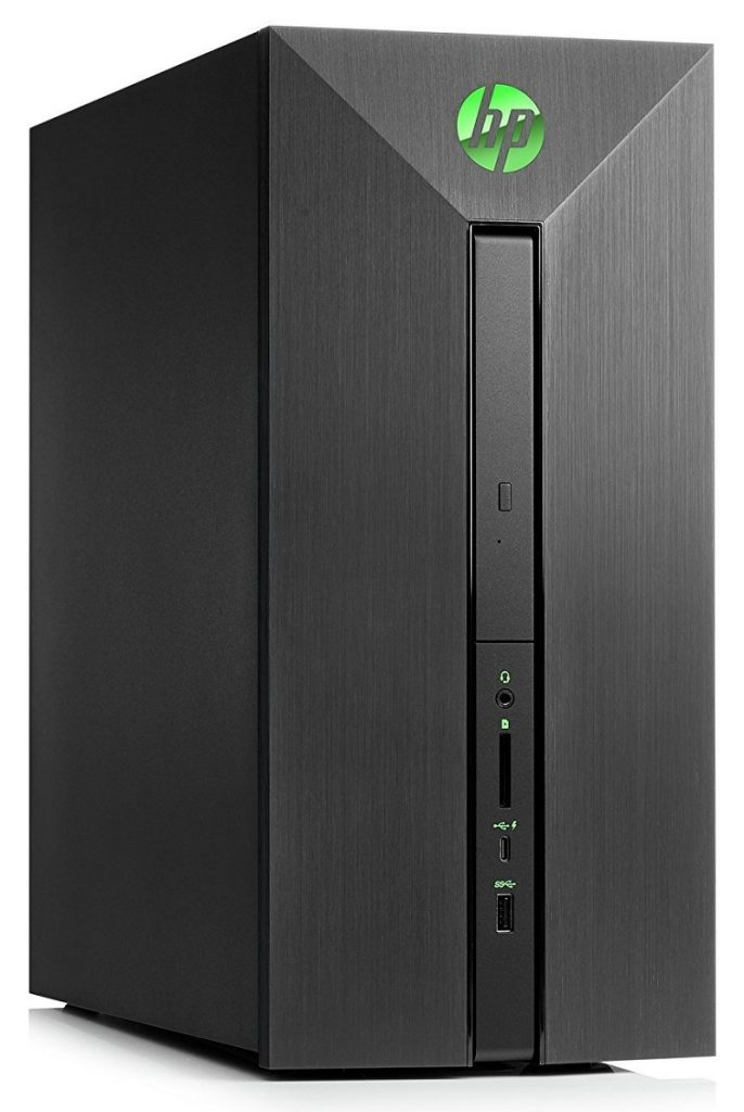 HP Pavilion Power 580-023w Gaming Tower