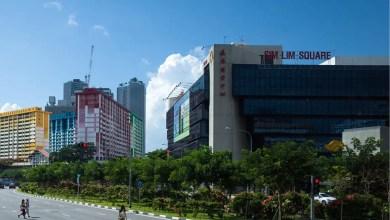 Sim Lim Square mall