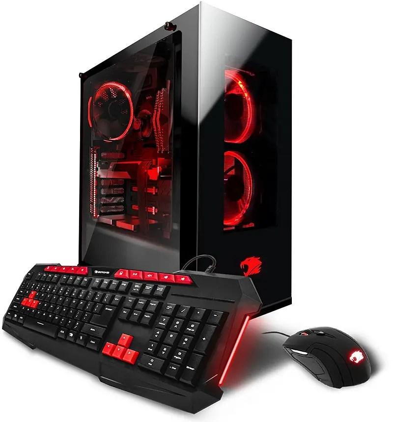 iBUYPOWER Gaming Computer Desktop PC AM002i