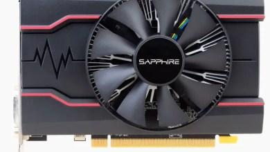 Sapphire Pulse RX 550 4GB