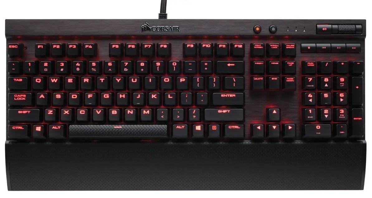 CORSAIR K70 RAPIDFIRE Mechanical Gaming Keyboard