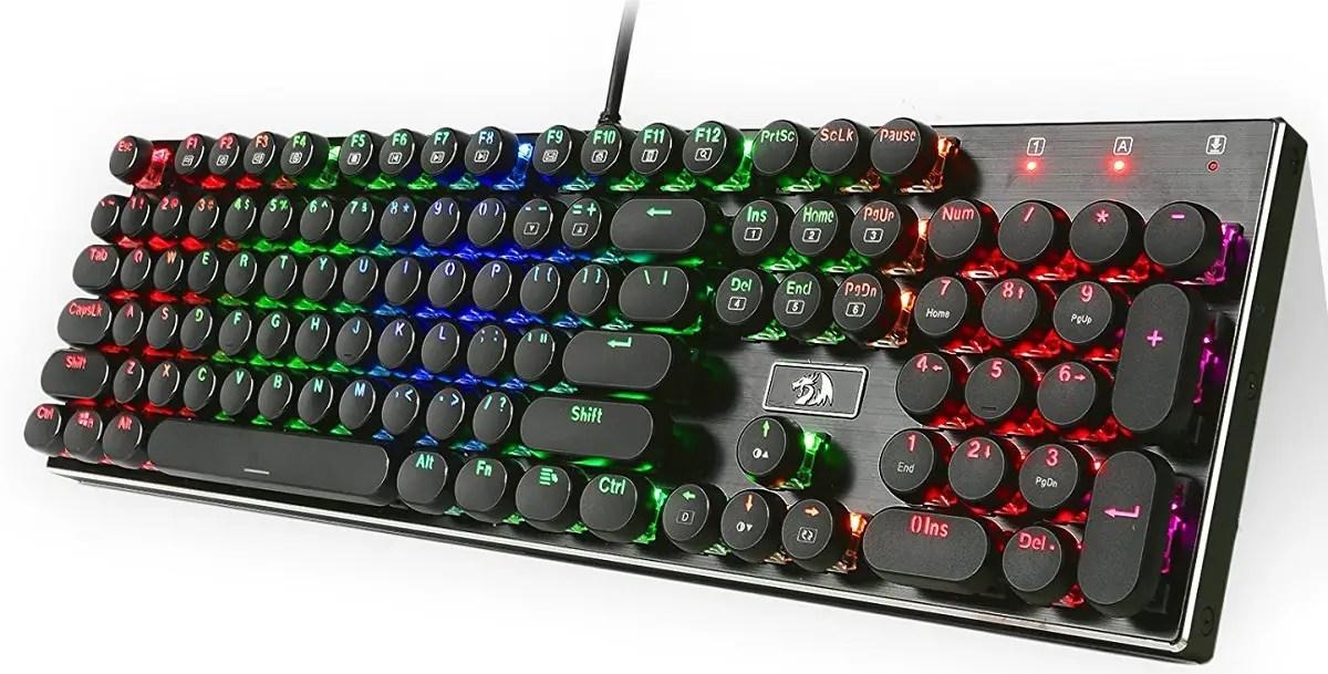 Redragon K556-RK RGB LED Backlit Mechanical Gaming Keyboard