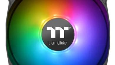 Thermaltake Pure Plus 12 RGB Radiator Fan