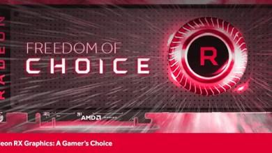 AMD Freedom of Choice