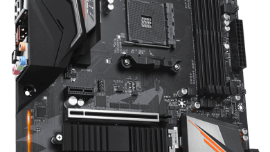 Gigabyte X470 Aorus Gaming Ultra