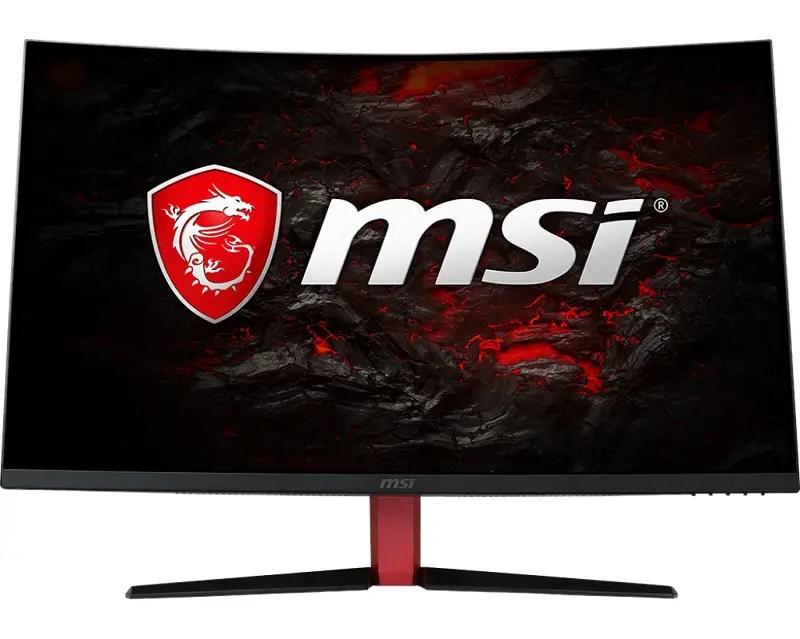 MSI Optix AG32CQ monitor