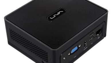 LIVA Z2 Mini PC