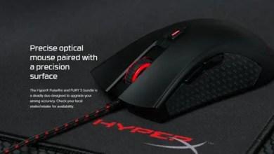 HyperX Plusefire FPS Pro RGB Mouse 5