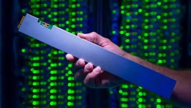 Intel's Ruler SSD