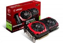 MSI GAMING GeFroce GTX 1080 Ti 11GB