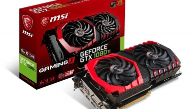 MSI GAMING GeFroce GTX 1080 Ti 11GB