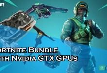Nvidia Fortnite bundle