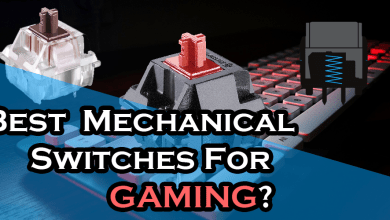 Best Mechanical Switches for Gaming