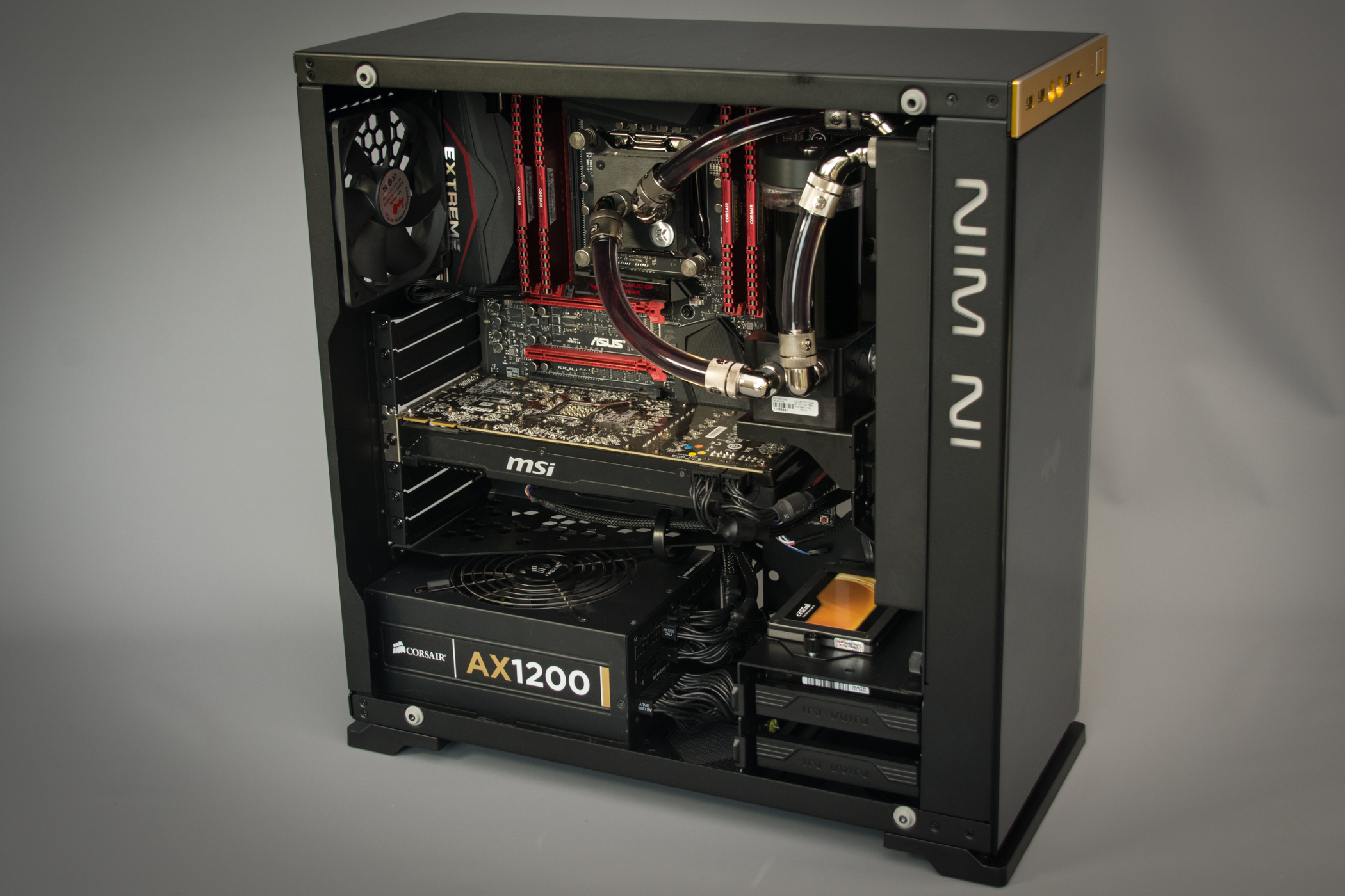 In Win 805 Case Review - ExtremeRigs.net