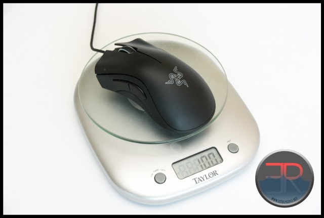 Razer Deathadder Chroma Weight