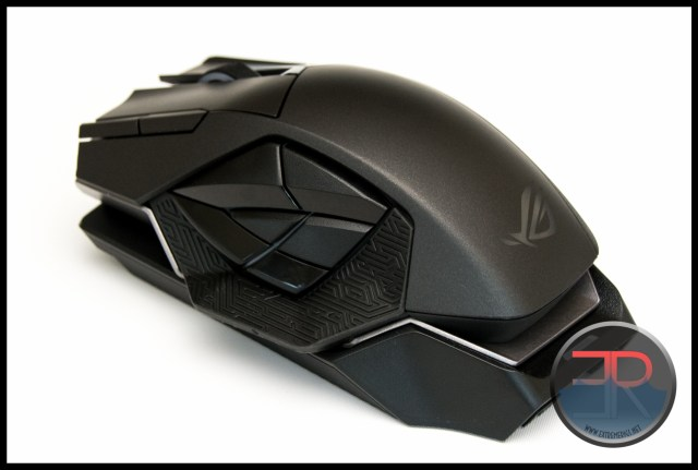 Asus ROG Spatha Wireless Mouse Docked
