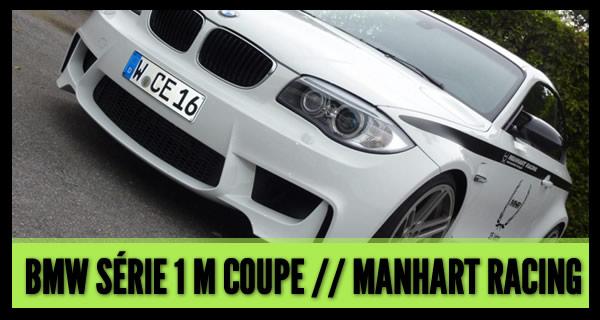 bmw série 1 m coupe