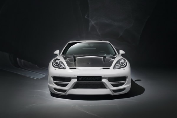 Porsche Panamera Turbo S 1